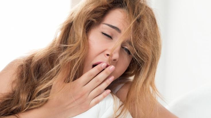 Zu viel Schlaf ist schädlich. (Symbolbild)