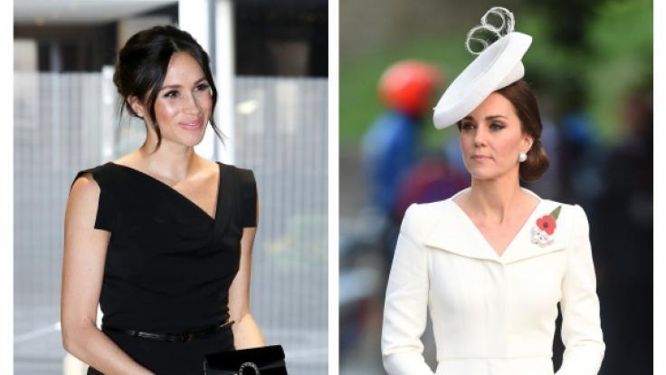 Die Fans von Kate Middleton und Meghan Markle streuen Zwietracht.