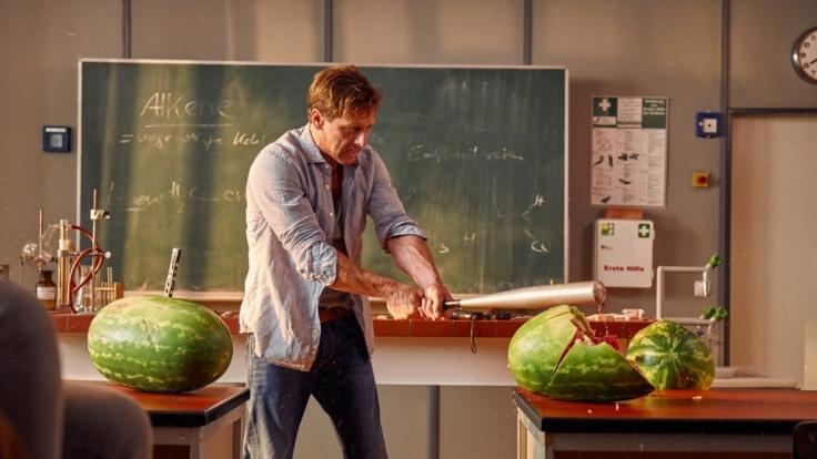 20.15 Uhr bei RTL: Der Lehrer