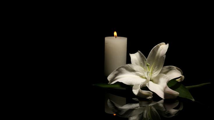 Grace Mertens plant ihre eigene Beerdigung. (Foto)