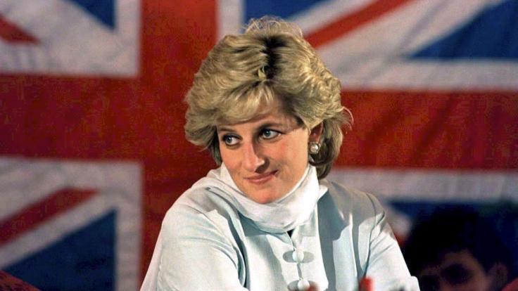 Bislang unveröffentlichtes Fotomaterial von Lady Diana auf Instagram versetzte Royal-Fans in Entzückung. (Foto)