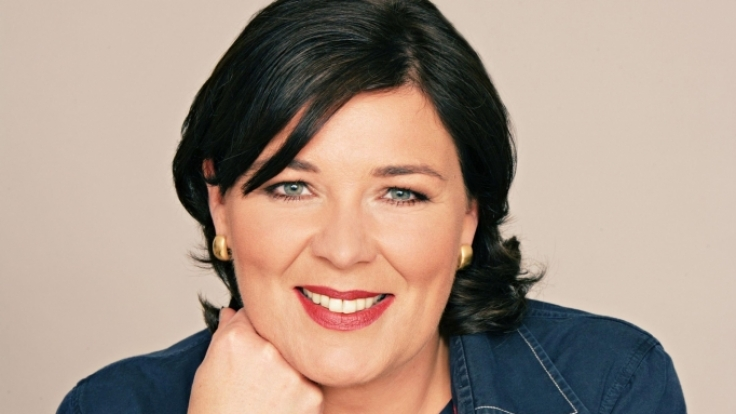 Moderatorin Vera Int-Veen moderiert die neue Diätsendung Das große Abnehmen. (Foto)