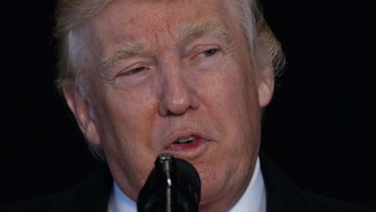 Wird Donald Trump Opfer eines Attentats? (Foto)