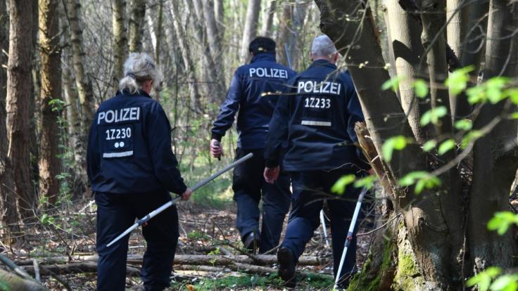 Auch 13 Jahre nach ihrem Verschwinden gibt es von Georgine Krüger keine Spur. (Archivbild)