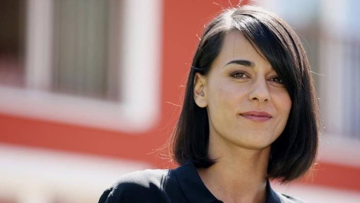 """Schauspielerin Edita Malovcic ist bekannt aus den """"Tschiller""""-""""Tatorten"""". (Foto)"""