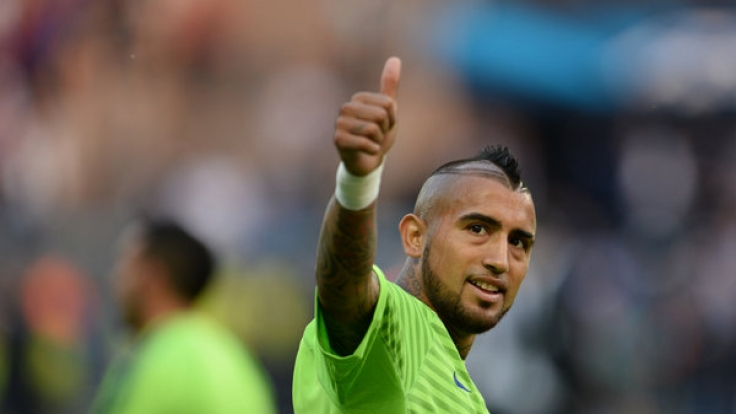 37 Millionen Euro ließ sich der FC Bayern für Arturo Vidal kosten.