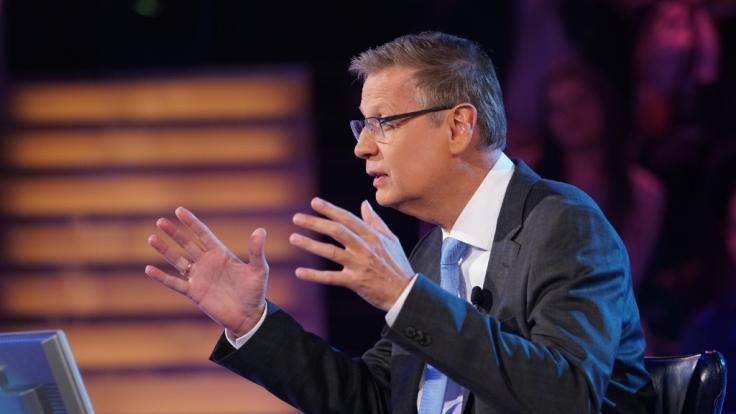 Günther Jauch muss für Inka Bause Platz machen. (Foto)