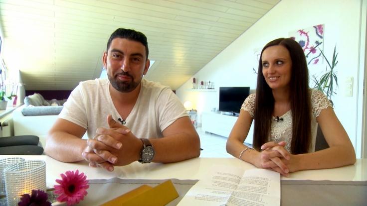 Vanessa (24) und Alex (31) sind seit fünf Jahren ein Paar. Die beiden möchten heiraten, ihnen fehlt aber das nötige Kleingeld für ihre Traumhochzeit. (Foto)