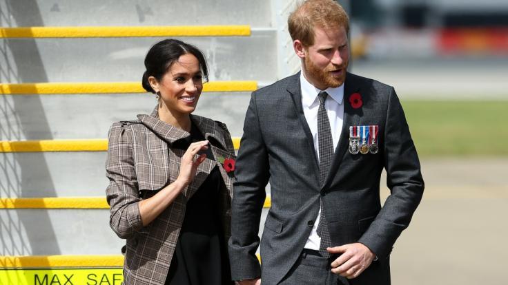 Ist Prinz Harry in Gefahr? (Foto)