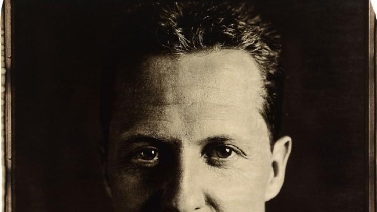 Schumi in besseren Tagen: Michael Schumacher auf einem Bild des Starfotografen Zenon Texeira.