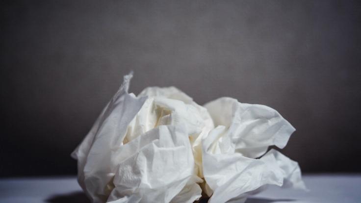 Ein Streit um herumliegende Taschentücher endete in England tödlich. (Foto)