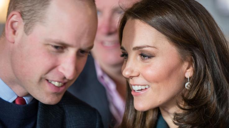 Prinz William und Herzogin Kate sind seit 2011 verheiratet. (Foto)
