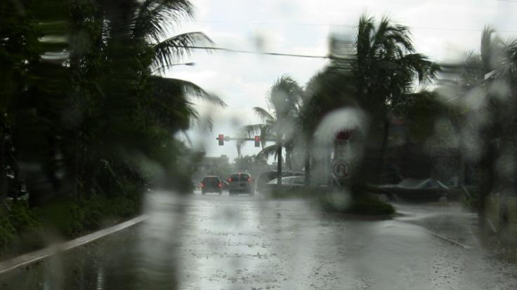 Wie viele tropische Wirbelstürme bilden sich in diesem Jahr auf den Atlantik? (Foto)