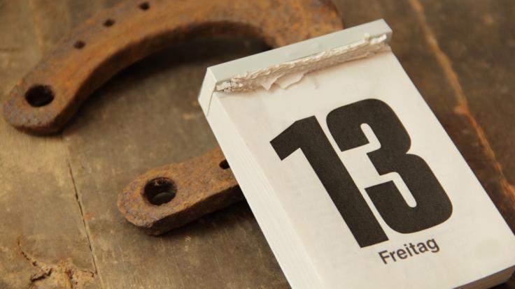 Von wegen Unglückstag! Für DIESE Sternzeichen bedeutet Freitag, der 13. pures Glück. (Foto)