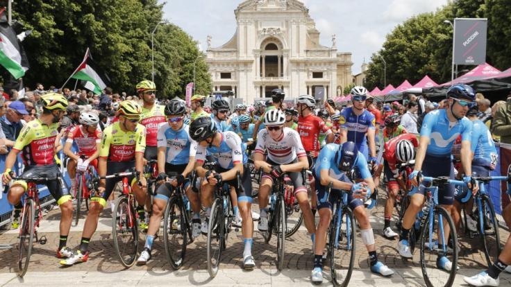 Wer schnappt sich den Sieg beim Giro 2019?
