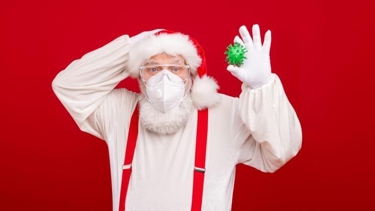 Wie sieht Weihnachten während der Corona-Pandemie aus? (Foto)