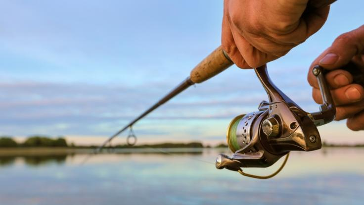 Angler machten eine unglaubliche Entdeckung. (Foto)