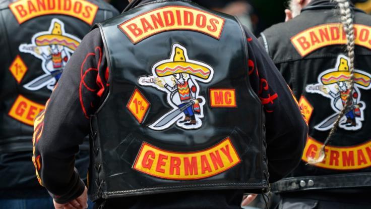 Sie gelten als größte Rivalen der Hells Angels: die Bandidos.