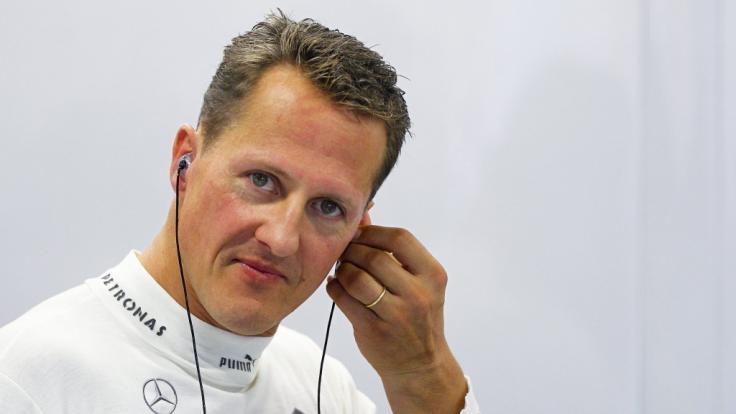 Michael Schumacher wurde sieben Mal Formel-1-Weltmeister.