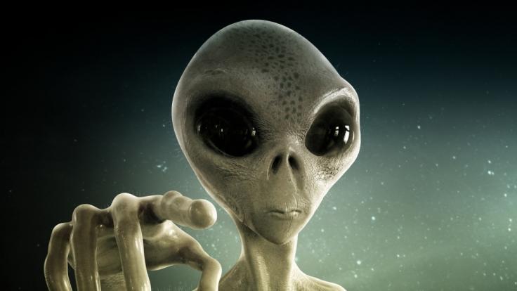 David Huggins hatte angeblich Sex mit Aliens. (Foto)