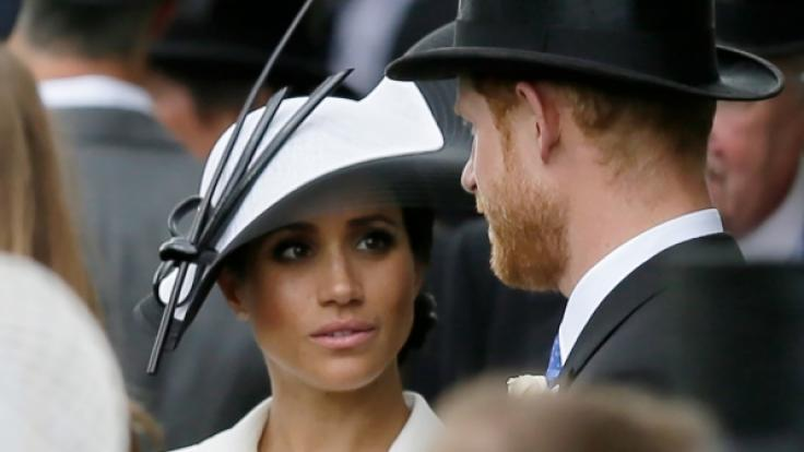 Prinz Harry unternahm eine geheime Reise ohne Herzogin Meghan.
