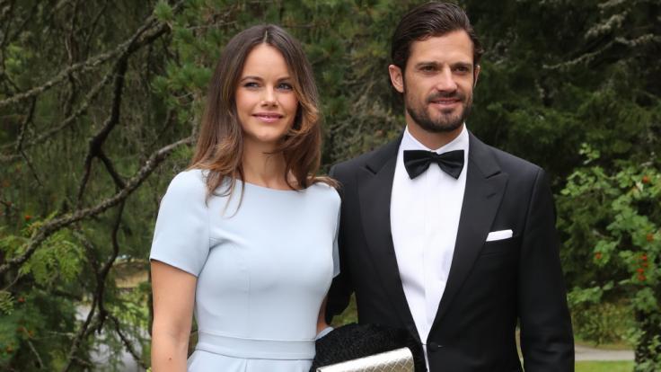 Ist Prinzessin Sofia wieder schwanger? (Foto)