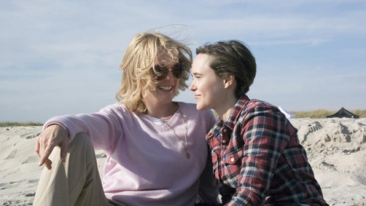 Ellen Pages letzter Film trifft nach ihrem Coming-out genau ins Schwarze. In
