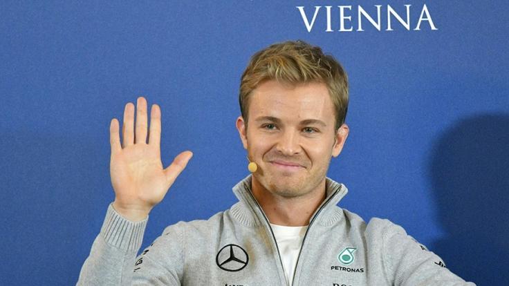Nach seinem erstem WM-Titel will sich Nico Rosberg aus dem Motorsport zurückziehen. (Foto)