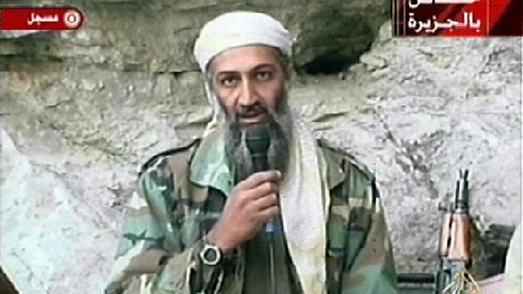Al-Kaida-Anführer Osama bin Laden wurde2011 getötet.