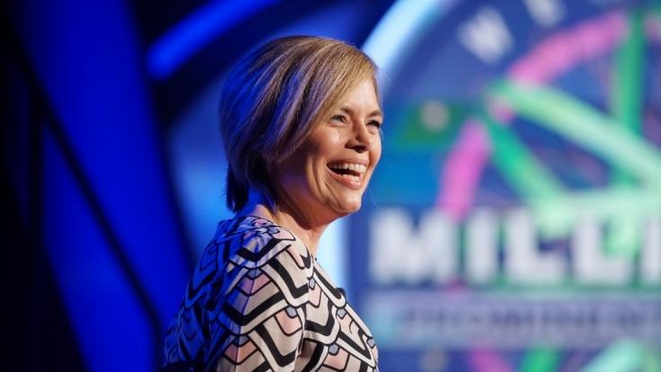 """Legte keinen besonders ruhmreichen Auftritt bei """"Wer wird Millionär"""" hin: CDU-Politikerin Julia Klöckner. (Foto)"""
