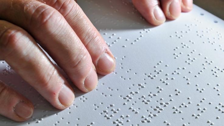 Für blinde Menschen ist Pornokonsum schwierig. (Foto)
