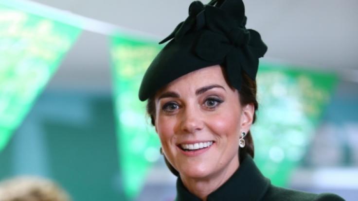 Herzogin Kate überzeugt immer und überall