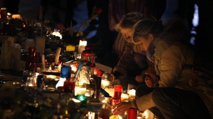 Die Terroranschläge von Paris, am 13. November 2015, erschütterte ganz Europa. (Foto)