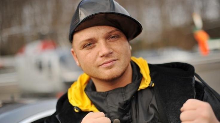 Menowin Fröhlich wollte sich mit seiner Drogenfahrt umbringen. (Foto)