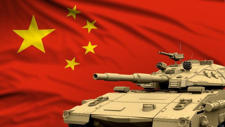 China baut aktuell eine Mega-Militär-Autobahn.