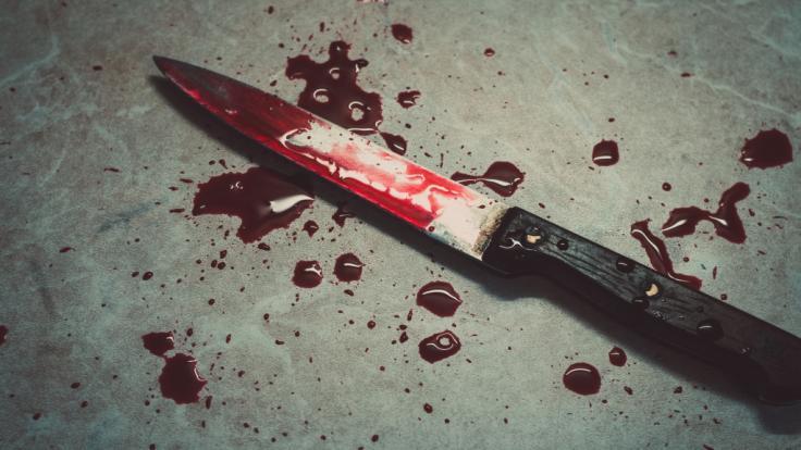 Messer-Attacke in Dresden: DNA-Spuren an der Tatwaffe führten die Polizei zum Täter (Symbolbild). (Foto)