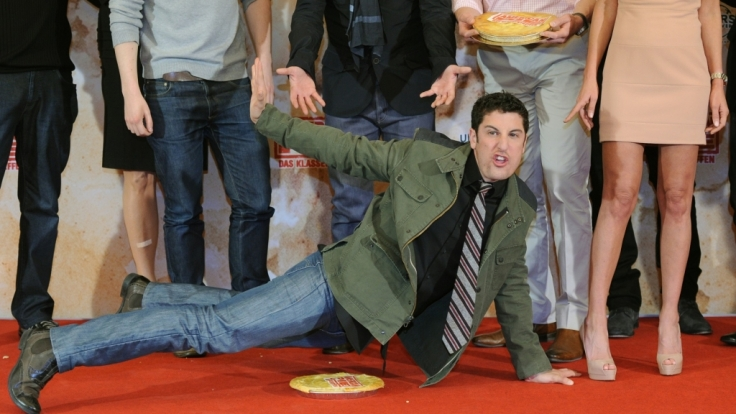 """""""American Pie: Das Klassentreffen"""" - Premiere 2012 in Berlin. (Foto)"""