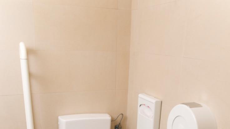 Toilette (Foto)