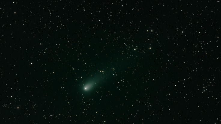 Der Komet C/2020 F8 Swan nähert sich der Sonne. (Symbolbild)