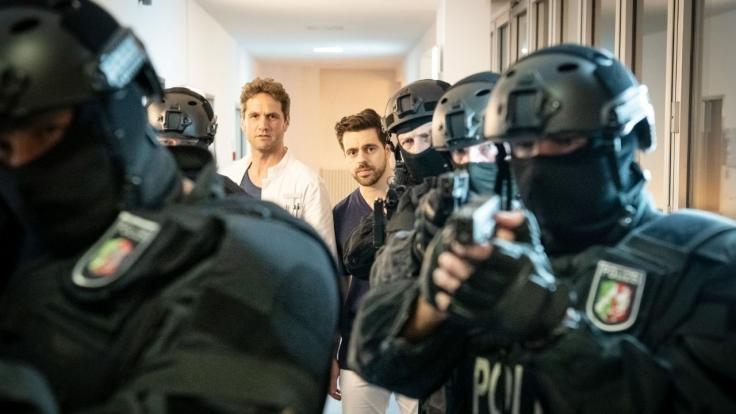 Nachtschwestern bei RTL (Foto)