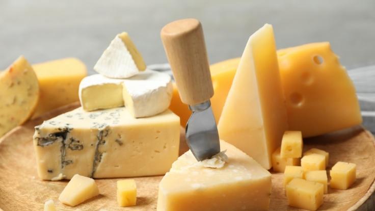 Ein Käse muss aktuell zurückgerufen werden.