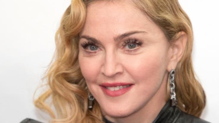 Pop-Ikone Madonna wird 62 (Archivbild aus dem Jahr 2013) (Foto)