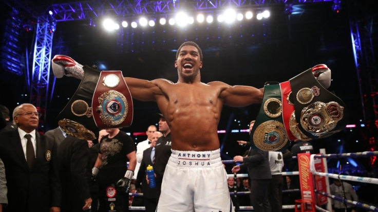 Anthony Joshua vs. Andy Ruiz: Um diese Gürtel geht es in dem WM-Fight im Schwergewichtsboxen