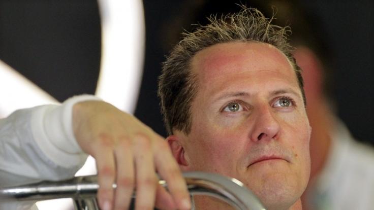 «Entsetzt und angewidert»: Michael Schumachers Krankenakte wurde gestohlen.