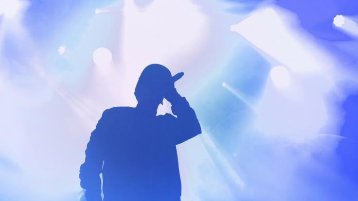 Ein Rapper-Krieg endete tödlich. (Foto)