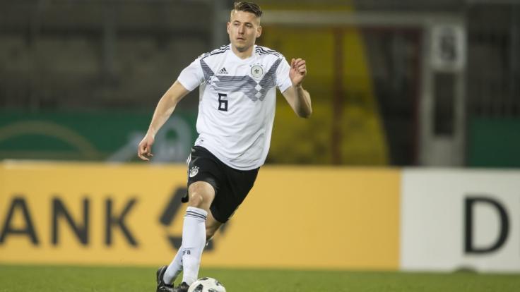 U21-Fußballer Waldemar Anton könnte auch für die russische Nationalmannschaft spielen.