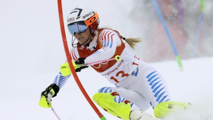 Die Ski-alpin-Damen messen sich aktuell im schwedischen Are.