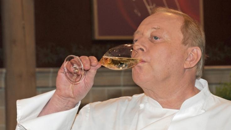 Alfons Schuhbeck zählt zu Deutschlands Spitzenköchen.