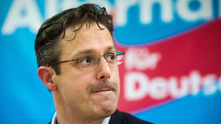 Wegen geheimen Absprachen und seiner Beziehung zu Frauke Petry stand der AfD-Politiker Marcus Pretzell bereits mehrfach in der Kritik. (Foto)