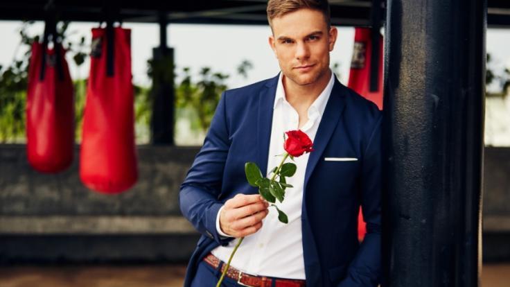 Sebastian Preuss ist der neue RTL-Bachelor.